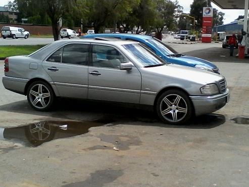 Mercedes benz c220 1995 east rand mercedes benz for 1995 mercedes benz c220