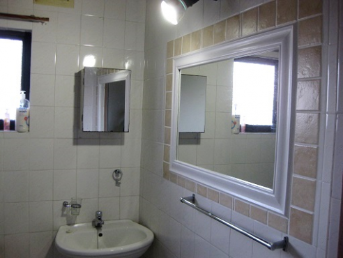 Bathroom Cabinets Kzn r1500 p/n hill top self-catering holiday home in mtwalume-long
