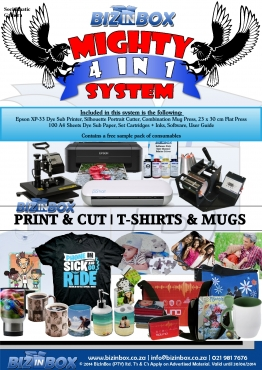 Multi Printing Kit Business For Sale 42193681 Junk