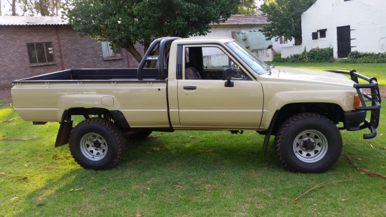 toyota hilux 1995 4x4 4x4 vehicles 60757756 junk mail classifieds. Black Bedroom Furniture Sets. Home Design Ideas