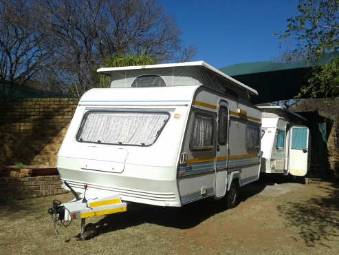 Awesome 1990 Gypsey 4 Caravan For Sale In Flagstaff Eastern Cape Classified