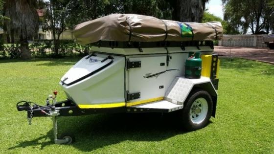 Elegant Camping Trailer For Sale   Caravans And Campers  65368630  Junk
