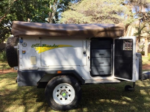 Luxury 4X4 Camping Trailer For Sale   Trailers  64338488  Junk Mail