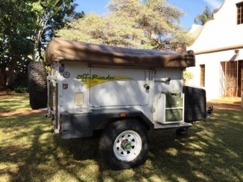 Original Echo 4 Camping Trailer For Sale  Randburg  Trailers  64294962