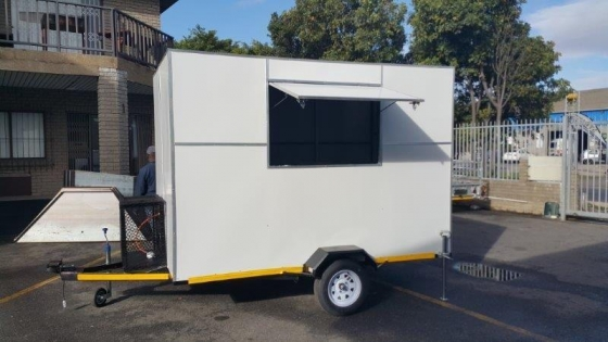 Kitchen food trailer for sale milnerton trailers for Kitchens western cape