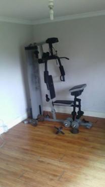 weider fitness machine