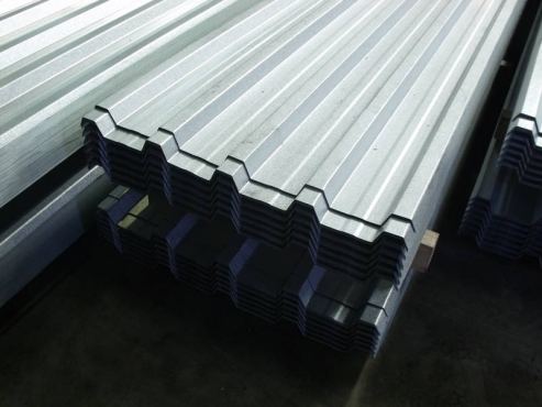 Corrugated And Ibr Roofing Sheet And Lip Channel For Sale
