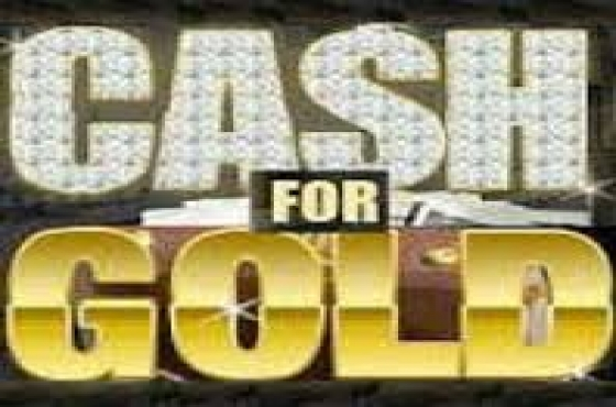 Unwanted gold we pay cash