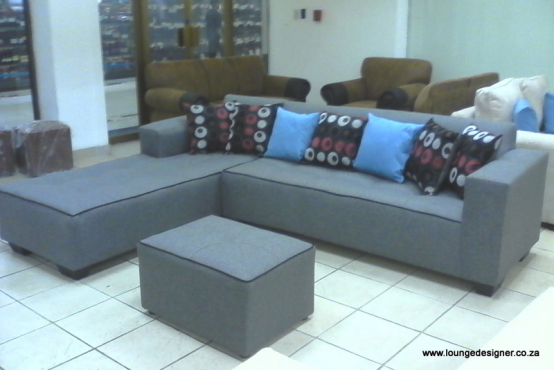 Sale Tiffany Corner Lounge Suite South Rand