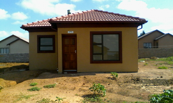Soshanguve new affordable houses sale atteridgeville for Affordable modern homes for sale