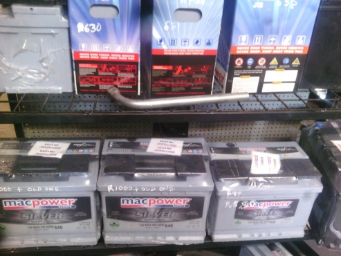 Second Hand Car Batteries For Sale In Durban