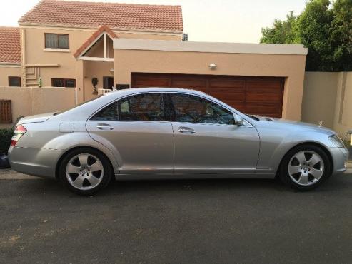 S350 v6 mercedes benz for sale r169000 cash sale for Mercedes benz s350 for sale
