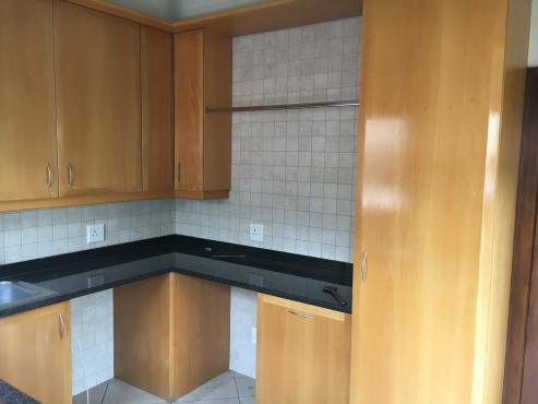 Kitchen semi solid beech randburg kitchen furniture for Kitchen cupboards randburg