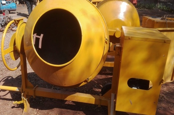 400l concrete mixer 5 5hp honda engine roodeplaat for Cement mixer motor for sale