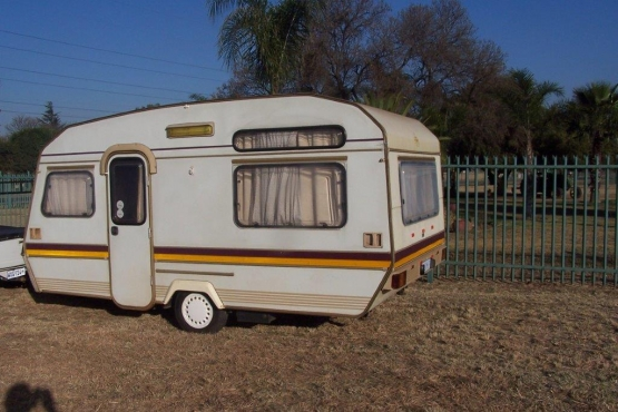 Wonderful Jurgens Oryx Caravan For Sale