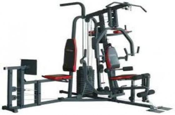 Trojan power station fitness  junk