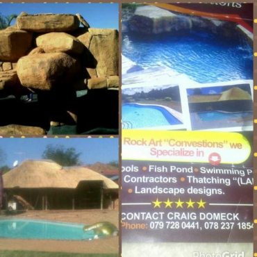 The unlimited construction gardening and landscaping for Koi pond builders cape town