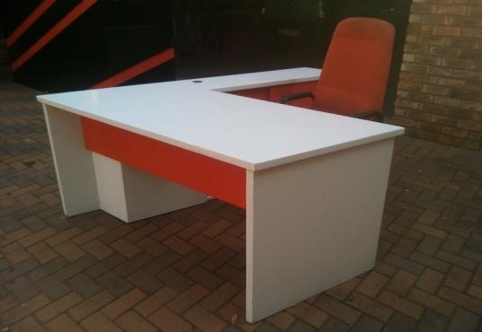 Desk Office Modern L Shaped Office Furniture
