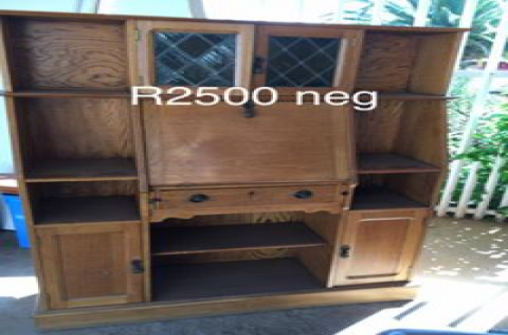 Antique writing buro roodepoort antique furniture for Buro fourniture