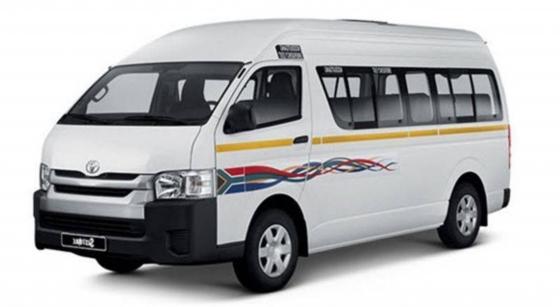Brand New Toyota Quantum 2 5 D 4d Minibuses And Mpvs
