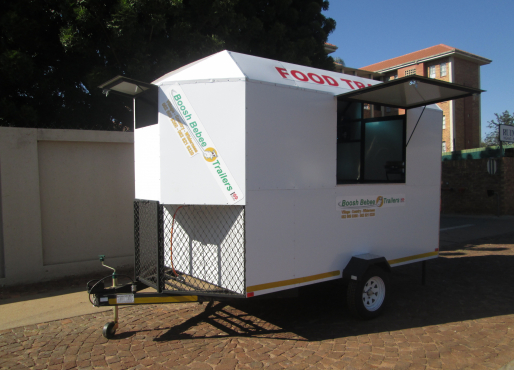 Mobile Kitchen Trailer For Sale In Cape Town