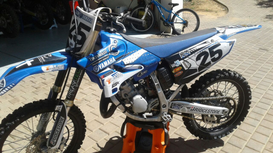 2016 yz 125 motocross bike for sale central motorcycling and scooters 64664272 junk mail. Black Bedroom Furniture Sets. Home Design Ideas