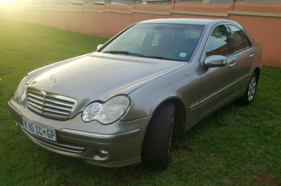 Mercedes C Kompressor For Sale Durban