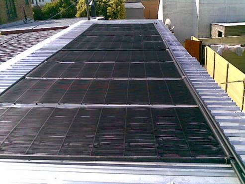 Solar pool heating panels diy northern suburbs pools for Calentar piscina