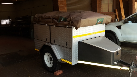 Beautiful Archive Camping Trailer For Sale Dersley  Olxcoza