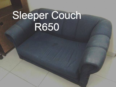 Sleeper Couch Lounge Furniture