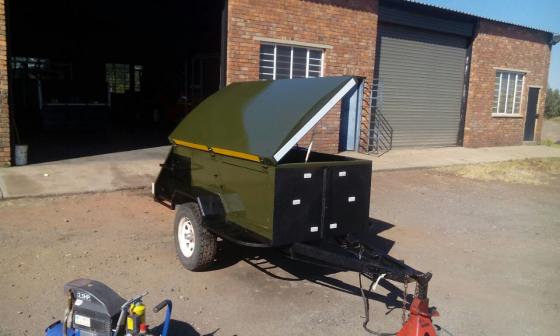 Innovative Echo 4 Camping Trailer For Sale  Randburg  Trailers  64294962