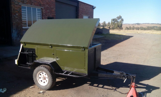 New Archive Camping Trailer For Sale Centurion  Olxcoza