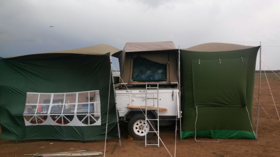 Elegant Camping Trailer For Sale   Trailers  64798188  Junk Mail