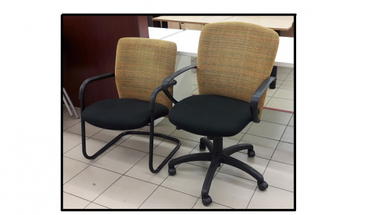 Visitor Chairs For Sale Used