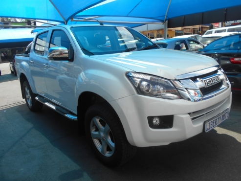 2014 Isuzu Kb 300 D Teq Lx 68 484km Turbo Charger Double