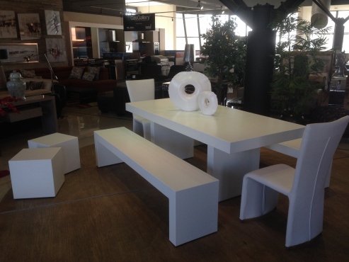 Dining Room Furniture For Sale East Rand Table And 2 Benches Quot Brand New