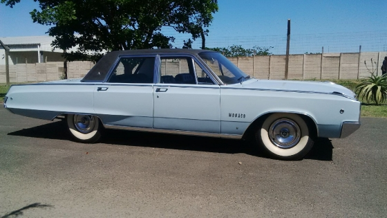 Dodge Monaco 1968 | | Classic Cars | 64796452 | Junk Mail Classifieds