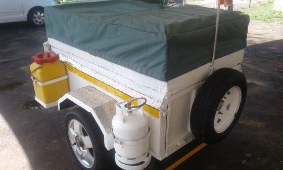 Luxury Used Camping In Trailers For Sale Gauteng Edenvale  South Africa In