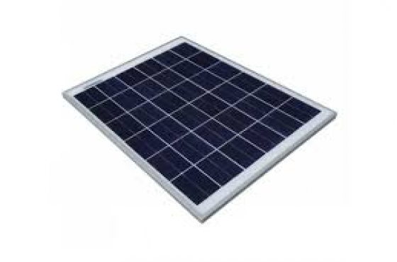 20w 12v Solar Panel Centurion Electrical And Plumbing