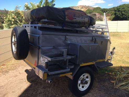 Original Archive Offroad Camping Trailer Bothasig  Olxcoza