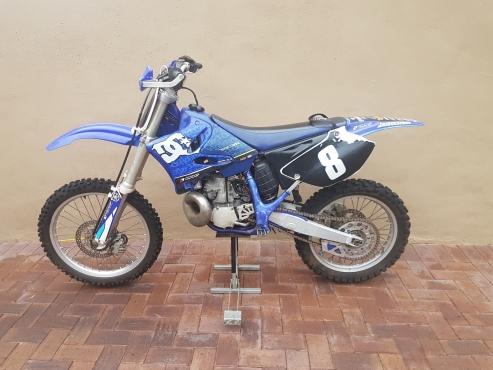 Yamaha yz250 2 stroke sandton motorcycling and for Yamaha yz250 2 stroke