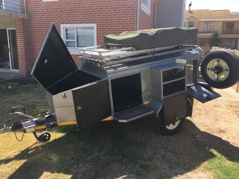 Model Bantam Camping Trailer For Sale Brackenfell  Olxcoza