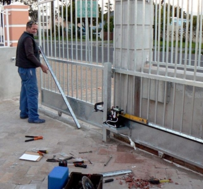 Gate Motor Repairs Pretoria Centurion Midrand