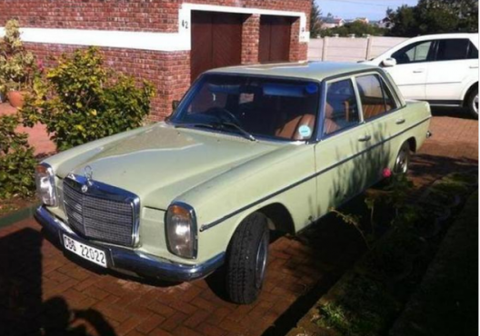 1976 mercedes benz 240 for sale r 45 000 mercedes benz for 1976 mercedes benz for sale