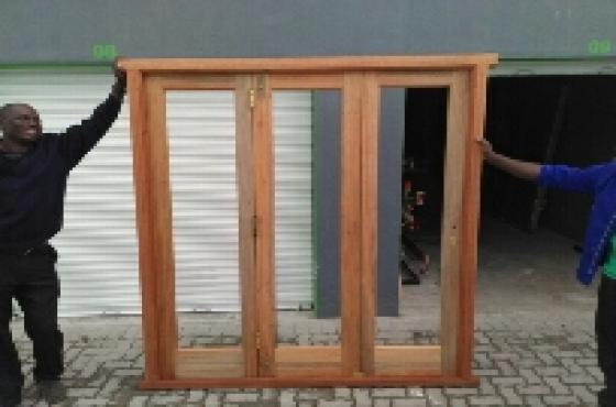 Brand New 3 Panel Folding Sliding Doors Southern Suburbs