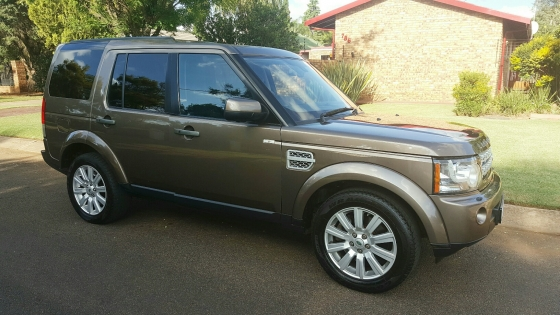 2012 land rover discovery 4 sdv6 hse pretoria north. Black Bedroom Furniture Sets. Home Design Ideas