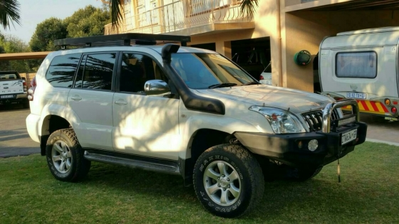 2005 toyota land cruiser prado 4 0 v6 4x4 automatic for sale toyota 64851310 junk mail. Black Bedroom Furniture Sets. Home Design Ideas