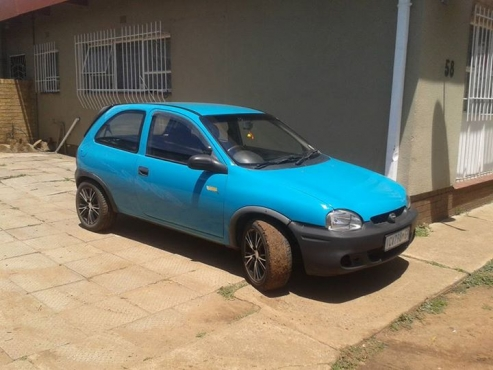 1997 opel corsa 1 4 lite south rand opel 64849612. Black Bedroom Furniture Sets. Home Design Ideas