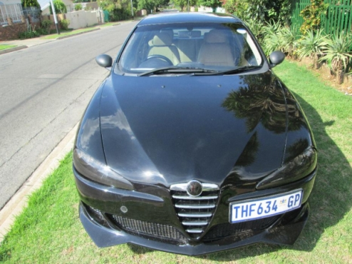 2006 alfa 147 1 9 jtdm 16v facelift randburg alfa romeo 64853908 junk mail classifieds. Black Bedroom Furniture Sets. Home Design Ideas