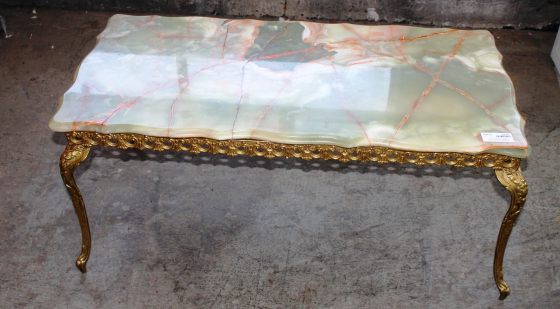 Marble coffee table s022020d rosettenvillepawnshop for Coffee tables johannesburg